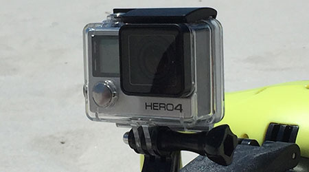 GoPro Camera Rentals to Record your Adventures on 30A Beaches