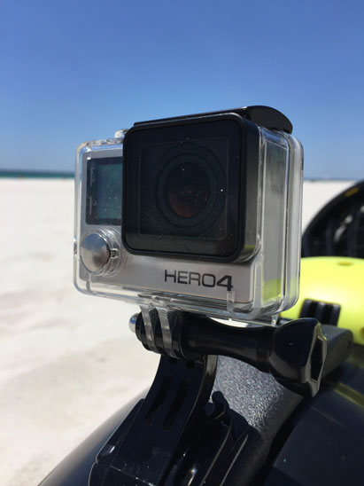 GoPro Cameras: 4K video recording  and waterproof