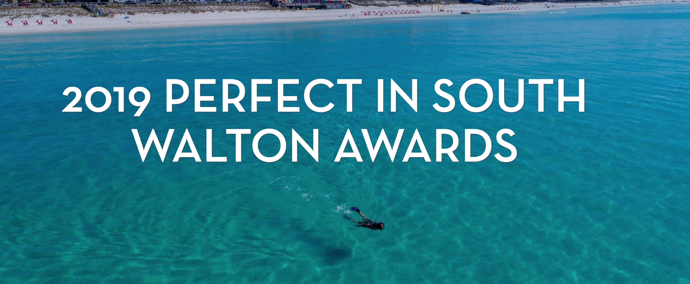 Voting Raffle for the 2019 Perfect in South Walton Awards for  Best Outdoor Adventure